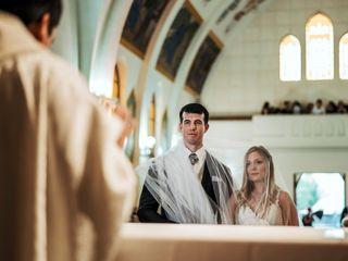 El matrimonio de Beatrice y Thomas