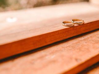 El matrimonio de Gabriela y Alejandro 2