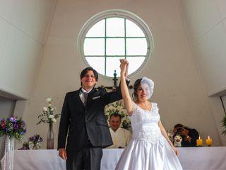 El matrimonio de Macarena y Marco
