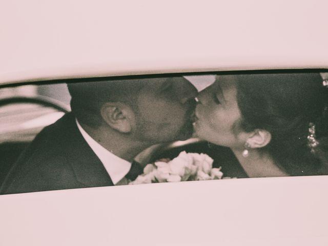 El matrimonio de Fran y Julio