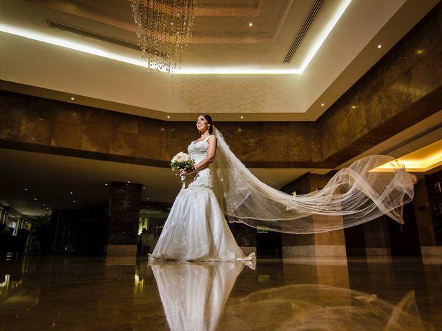 El matrimonio de Jhoan y Yanheli en Santiago, Santiago 1