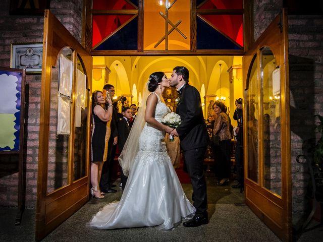 El matrimonio de Jhoan y Yanheli en Santiago, Santiago 12