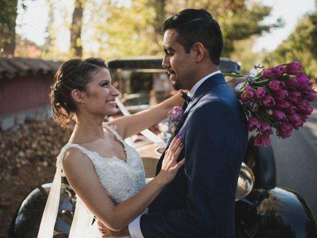 El matrimonio de Bárbara y Sebastián