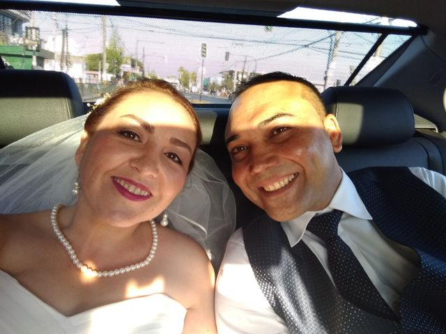 El matrimonio de Graciela  y Jean