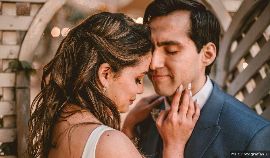 El matrimonio de Alejandro y Gabriela en Calera de Tango, Maipo