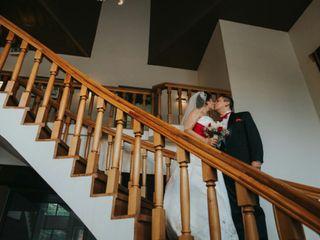 El matrimonio de Cristina y Oscar 2