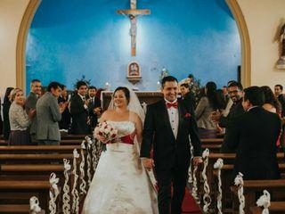 El matrimonio de Cristina y Oscar 3