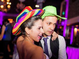 El matrimonio de Solange y Fabián 3