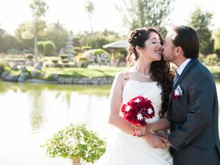 El matrimonio de Denisse y Sergio