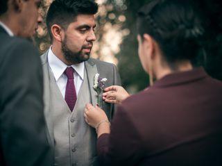 El matrimonio de Tabita y Óscar 2