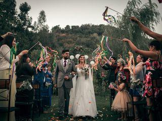 El matrimonio de Tabita y Óscar
