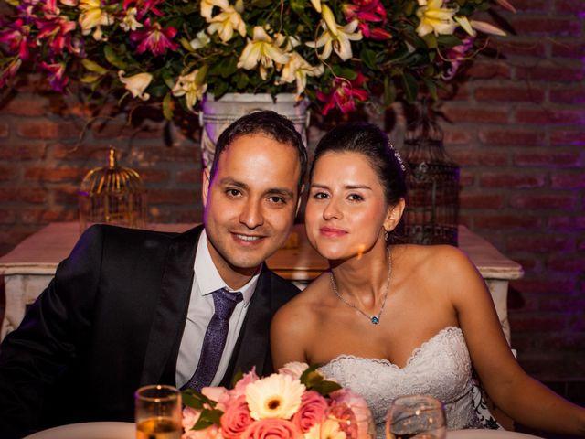 El matrimonio de Solange y Fabián