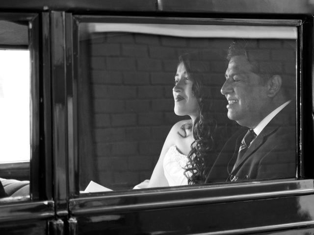 El matrimonio de Sergio y Denisse en La Serena, Elqui 6