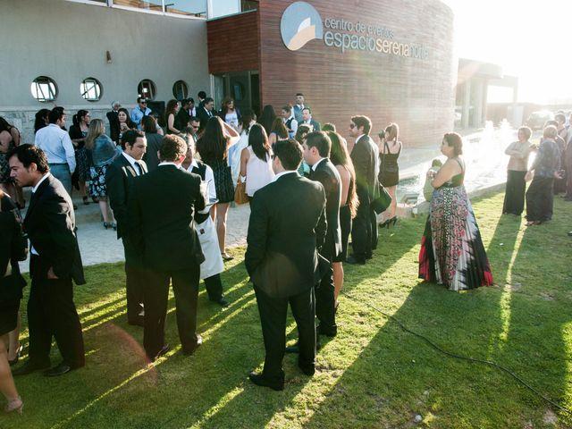 El matrimonio de Sergio y Denisse en La Serena, Elqui 11