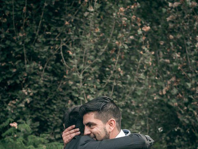 El matrimonio de Óscar y Tabita en San José de Maipo, Cordillera 6