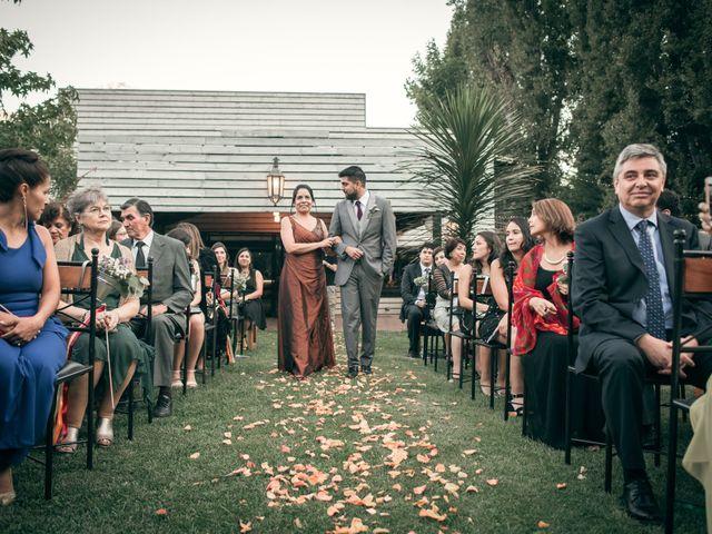 El matrimonio de Óscar y Tabita en San José de Maipo, Cordillera 10