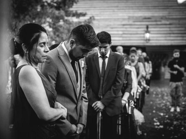 El matrimonio de Óscar y Tabita en San José de Maipo, Cordillera 16