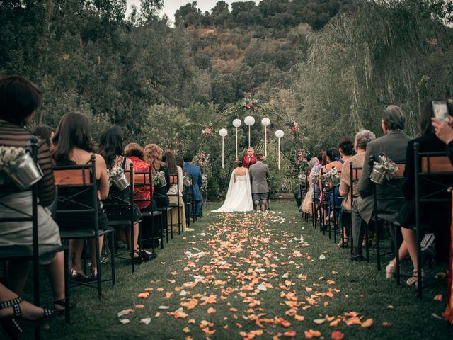 El matrimonio de Óscar y Tabita en San José de Maipo, Cordillera 26
