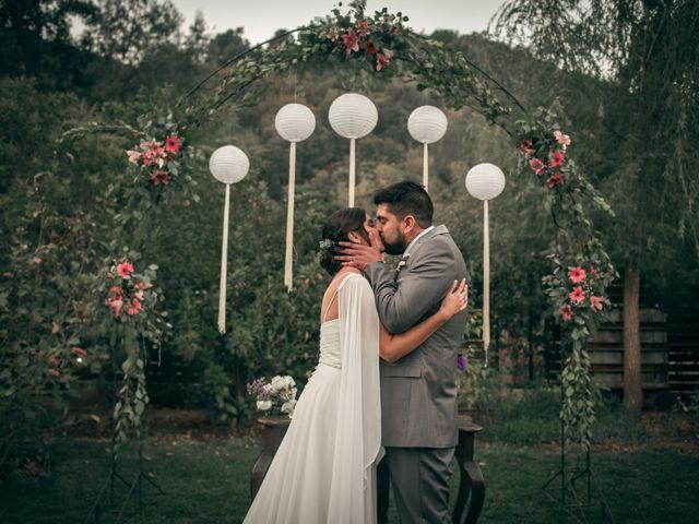 El matrimonio de Óscar y Tabita en San José de Maipo, Cordillera 27