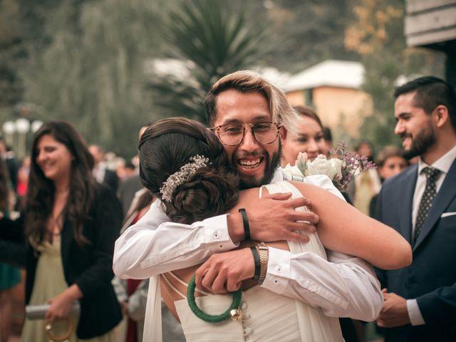El matrimonio de Óscar y Tabita en San José de Maipo, Cordillera 29
