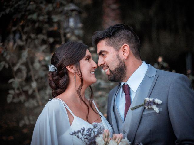 El matrimonio de Óscar y Tabita en San José de Maipo, Cordillera 31