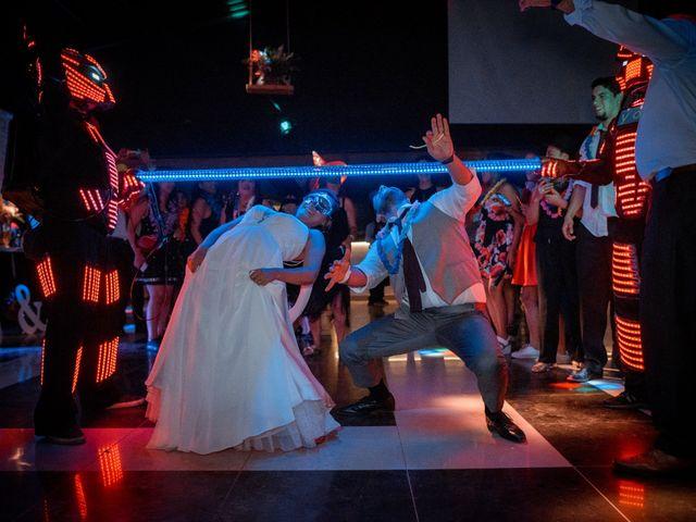 El matrimonio de Óscar y Tabita en San José de Maipo, Cordillera 33