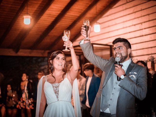El matrimonio de Óscar y Tabita en San José de Maipo, Cordillera 40