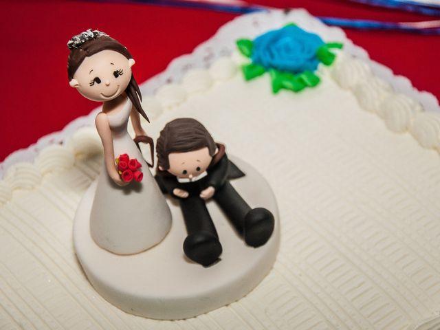 El matrimonio de Óscar y Marcela en Sagrada Familia, Curicó 6