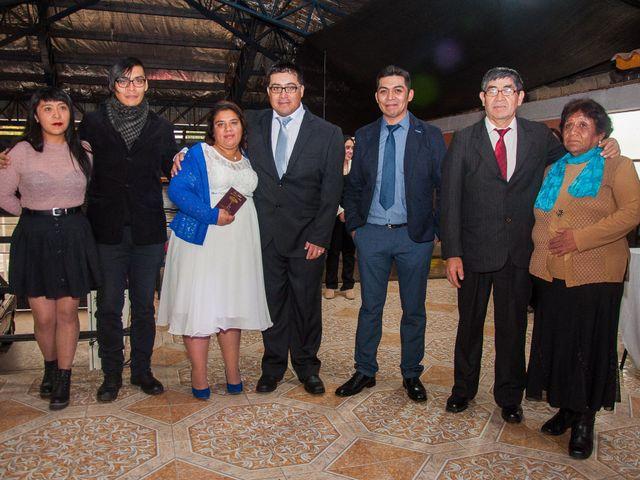 El matrimonio de Óscar y Marcela en Sagrada Familia, Curicó 8