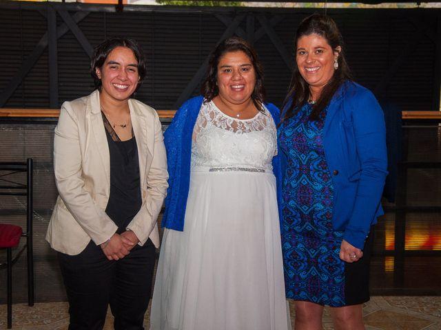 El matrimonio de Óscar y Marcela en Sagrada Familia, Curicó 21
