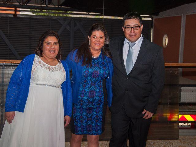 El matrimonio de Óscar y Marcela en Sagrada Familia, Curicó 22