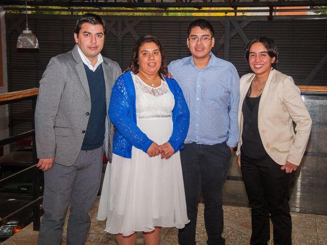 El matrimonio de Óscar y Marcela en Sagrada Familia, Curicó 29