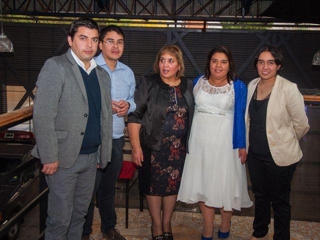 El matrimonio de Óscar y Marcela en Sagrada Familia, Curicó 34