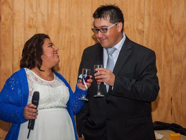 El matrimonio de Óscar y Marcela en Sagrada Familia, Curicó 41