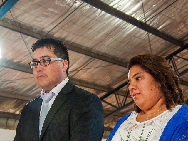 El matrimonio de Óscar y Marcela en Sagrada Familia, Curicó 46