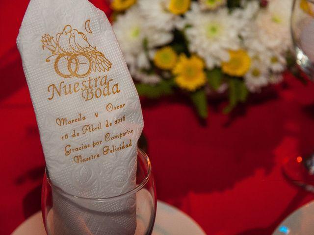 El matrimonio de Óscar y Marcela en Sagrada Familia, Curicó 49