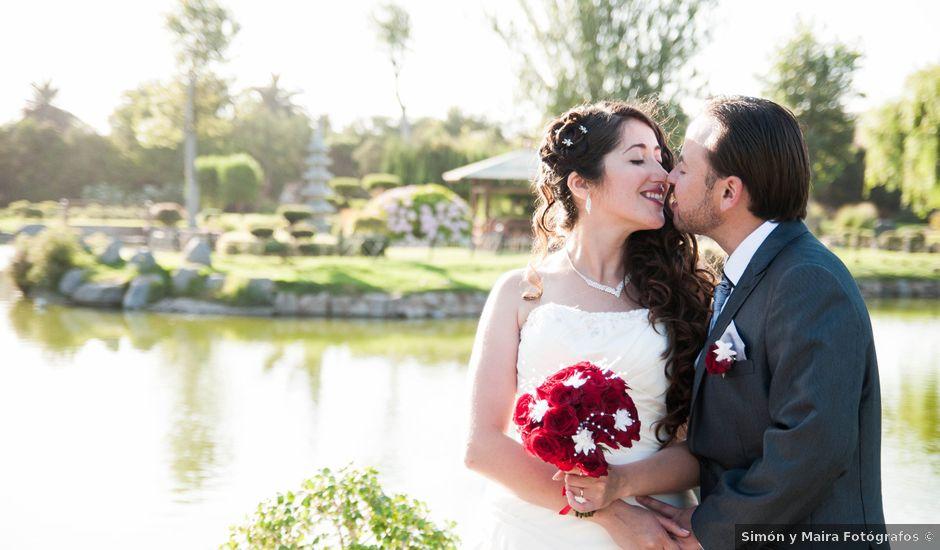 El matrimonio de Sergio y Denisse en La Serena, Elqui