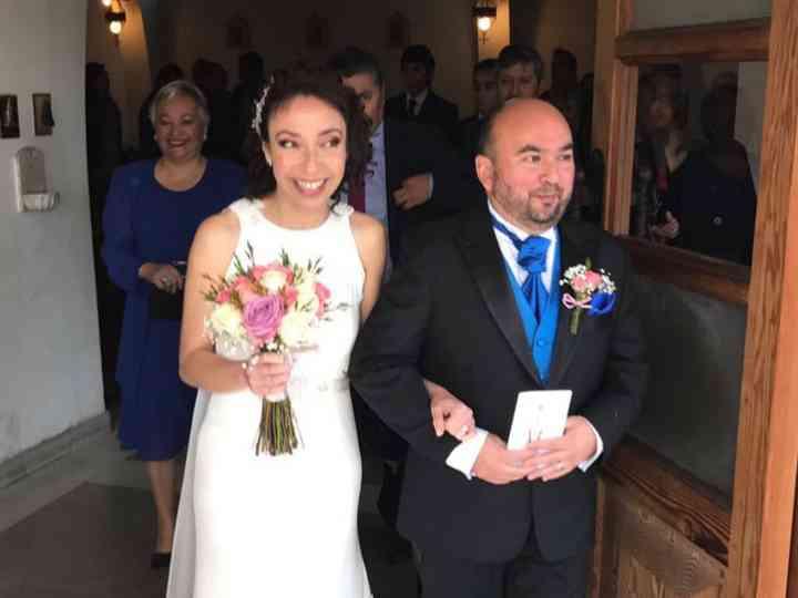 El matrimonio de Andrea  y José Miguel