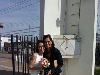 El matrimonio de Andrea  y José Miguel  1