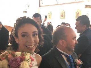 El matrimonio de Andrea  y José Miguel  3