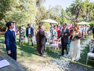 El matrimonio de Sofía y José Antonio 1