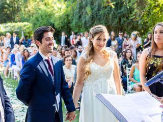 El matrimonio de Sofía y José Antonio 3