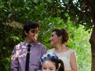 El matrimonio de Rosy y Michael 2