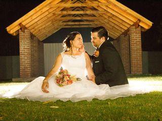 El matrimonio de Verónica y Ángel