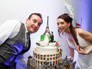 El matrimonio de Diane y Carlos