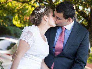 El matrimonio de Sara y Francisco 1