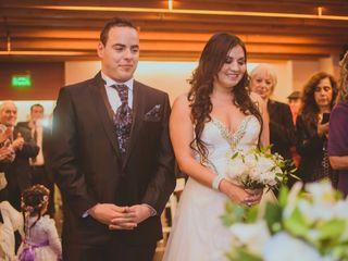El matrimonio de Maria José y Jorge