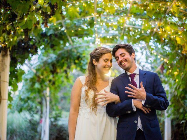 El matrimonio de Sofía y José Antonio