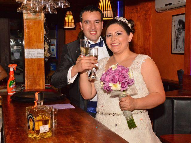 El matrimonio de Francisca y Andres