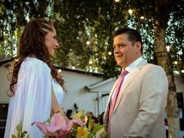 El matrimonio de Isidalia y Carlos